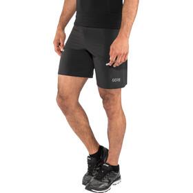 GORE WEAR R7 Spodnie krótkie Mężczyźni, black